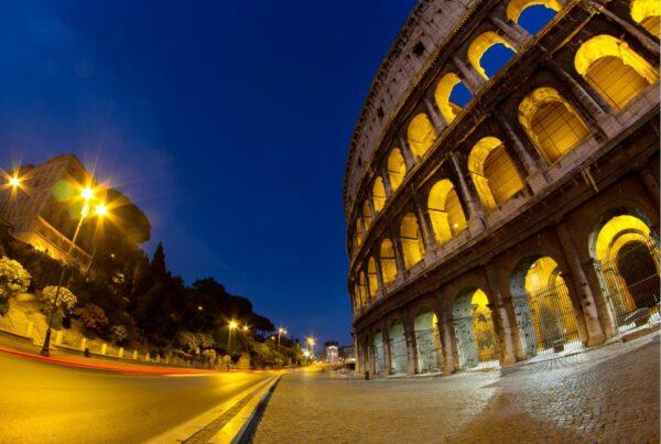 Violenze a Roma